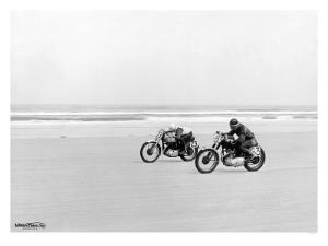 Daytona Motorcyclist