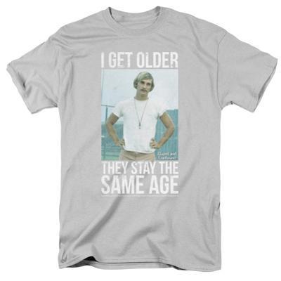Dazed And Confused- I Get Older