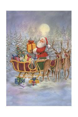 Santa by DBK-Art Licensing