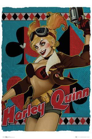 DC Bombshells- Harley Quinn