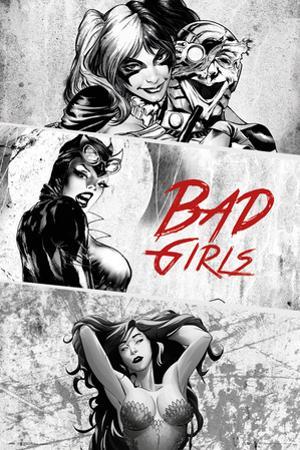 DC Comics - Badgirls