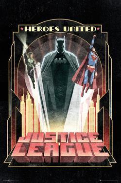 DC Comics Batman - Art Deco