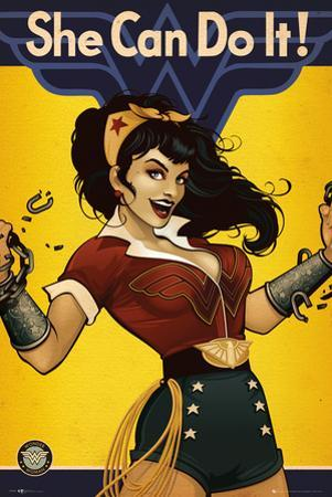 Dc Comics Bombshells Wonder Woman