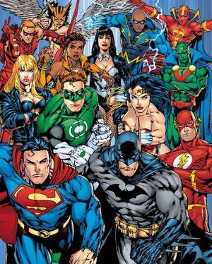 DC Comics - Cast