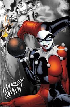 DC Comics - Harley Quinn - The Bomb