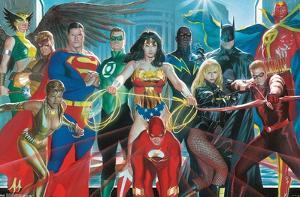 DC Comics - Justice League - Alex Ross - The Elite