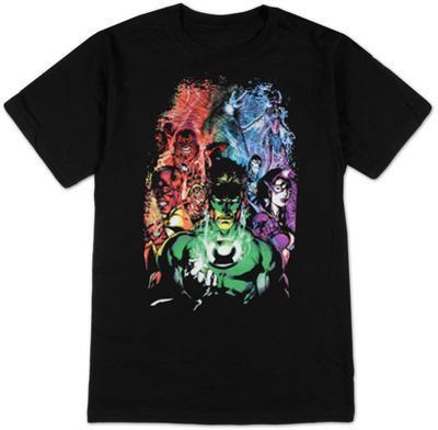 DC Comics - Justice League Blackest Night