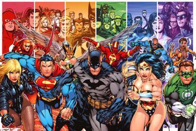 DC Comics - Justice League Of America - Generation