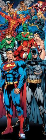 DC Comics - Justice League Of America