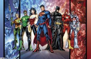 DC Comics - Justice League - The New 52