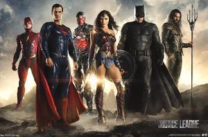 DC Comics Movie - Justice League - Group