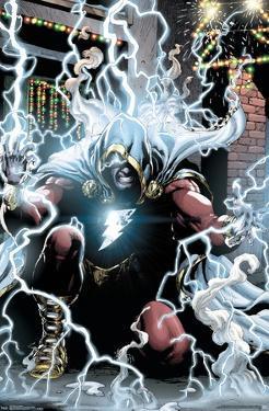 DC Comics Movie - Shazam - Lightning