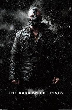 DC Comics Movie - The Dark Knight Rises - Bane Rain