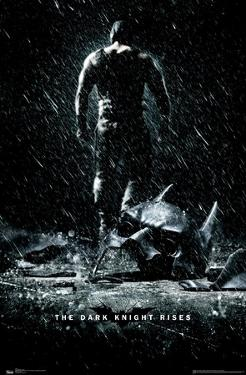DC Comics Movie - The Dark Knight Rises - Bane