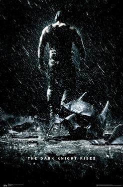 DC Comics Movie - The Dark Knight Rises - Bane