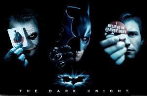 DC Comics Movie - The Dark Knight - The Joker, Batman, Harvey Dent