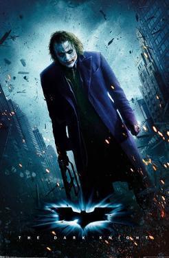 DC Comics Movie - The Dark Knight - The Joker - One Sheet