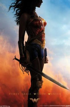 DC Comics Movie - Wonder Woman - Teaser One Sheet