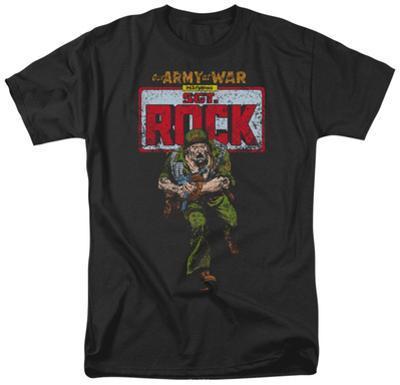 DC Comics - Sgt Rock
