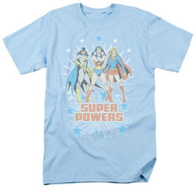 DC Comics - Super Powers Times 3