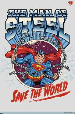 DC Comics Superman - Save the World