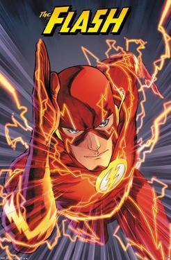 DC Comics - The Flash - Speed