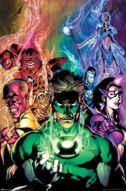 DC Comics - The Green Lantern - Blackest Night