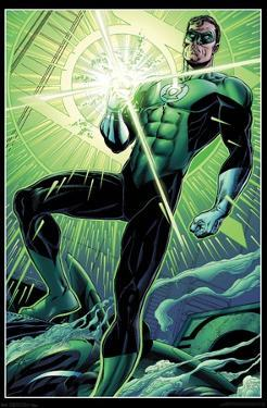 DC Comics - The Green Lantern - Hal Ring