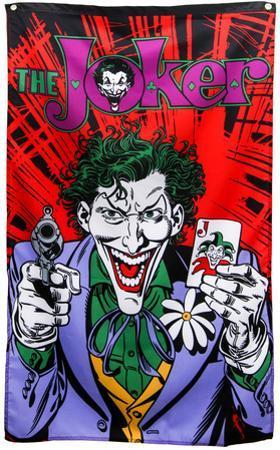 DC Comics- The Joker Banner