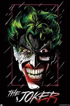 DC Comics - The Joker - Up Close