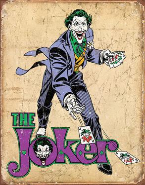 DC Comics - The Joker