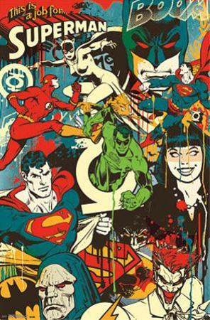 DC Comics - Throwback