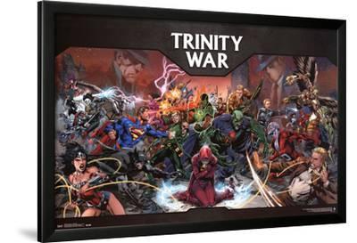 DC Comics- Trinity War