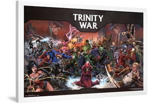 DC Comics- Trinity War