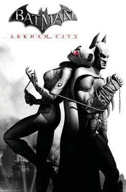 DC Comics VIdeo Game - Arkham City - Catwoman