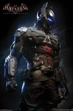 DC Comics VIdeo Game - Arkham Knight - Armor