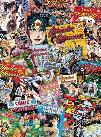 DC Comics - Wonder Woman Jigsaw Puzzle