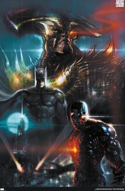DC Zack Snyder's Justice League - Liam Sharp Variant
