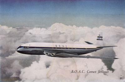 De Havilland Comet 1956