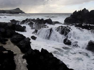 Biscoitos Coast, Terceira Island, Azores, Portugal, Atlantic, Europe