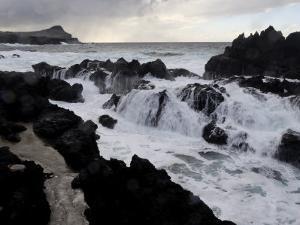 Biscoitos Coast, Terceira Island, Azores, Portugal, Atlantic, Europe by De Mann Jean-Pierre