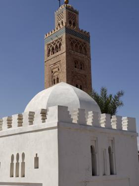 Koutoubia Minaret, Marrakesh, Morocco by De Mann Jean-Pierre