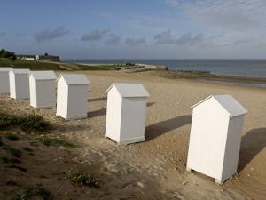 La Cible Beach, Saint Martin, Ile De Re, Charente Maritime, France, Europe by De Mann Jean-Pierre