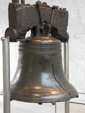 Liberty Bell, Philadelphia, Pennsylvania, USA by De Mann Jean-Pierre
