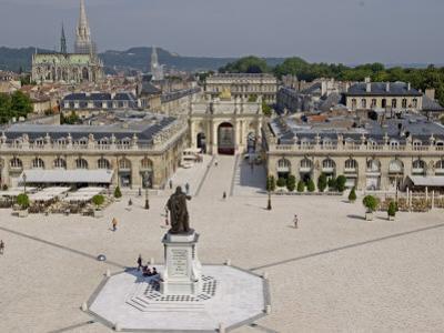 Place Stanislas, Formerly Place Royale, Nancy, Meurthe Et Moselle, Lorraine, France