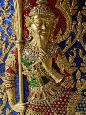 Wat Ratchabophit, Bangkok, Thailand, Southeast Asia by De Mann Jean-Pierre
