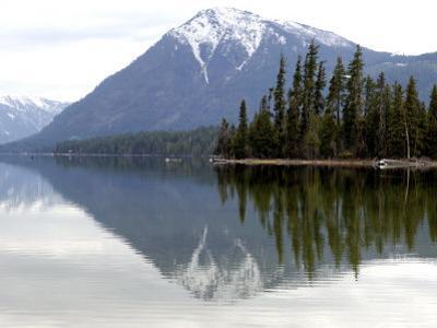 Wenatchee River, Leavenworth Area, Washington State, United States of America, North America