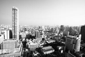 Bangkok, Thailand (Black and White Photo) by De Visu