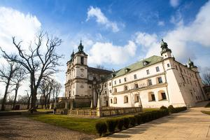 Church of St. Stanislaus Bishop in Krakow. by De Visu