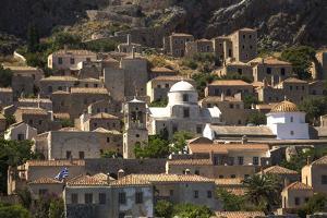 Monemvasia - Medieval Fortress in Greece. by De Visu